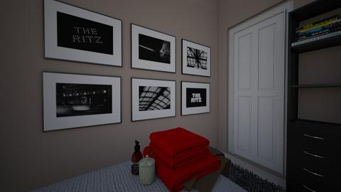 Cris Guest Room - by themind032976