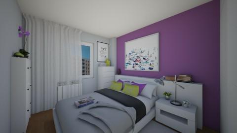 susana20 - Bedroom - by tmartinbragado