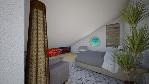 hotel2 - Bedroom  - by yulamalina