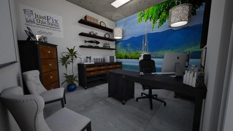 Office idea for space available - Office  - by SherryDW