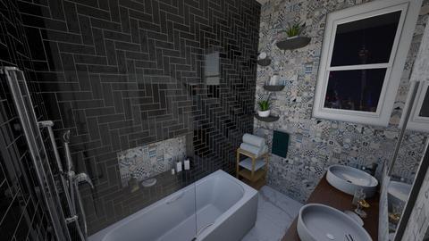 dfghj - Bathroom - by tswiz