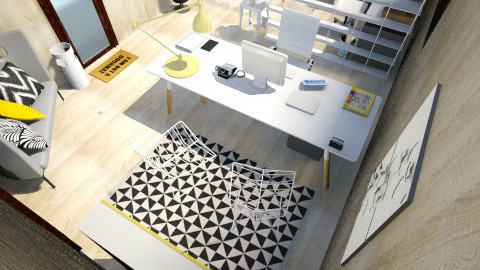 Ufficio Le Spille - Office - by Sara Salaris