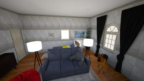 Isaac_Epperson_4B - Modern - Bedroom - by CCMS