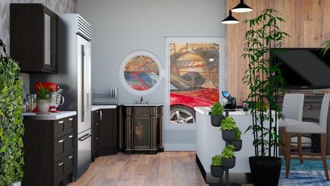 City Kitchen - Kitchen - by Localzen