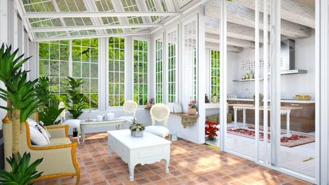 Casa verde - by ArwinCat