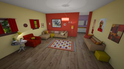 living room - Living room  - by 22schaefere
