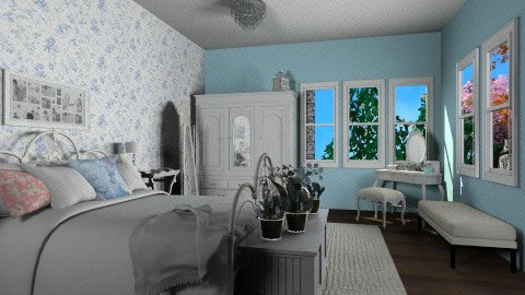 bedroom - Kids room  - by Rose Marie