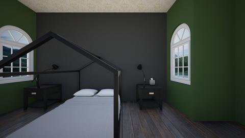 interior design project - Vintage - Bedroom  - by roomstylertara007
