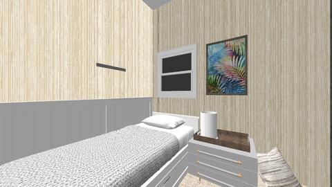 fcs floor plan - Bedroom  - by 142087