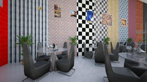 bamz CAFE - Eclectic - by abraham samangun