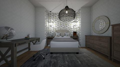 Neutral Guest Bedroom - Bedroom  - by Tani The Photo Phenetic