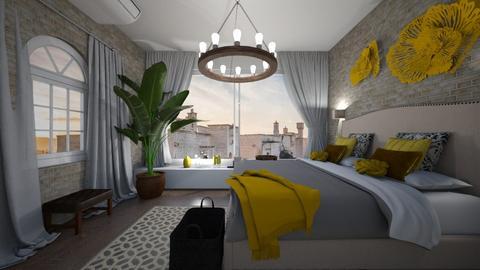 BORGO ANTICO HOTEL ITALY - Vintage - Bedroom  - by Danja Zylyfi