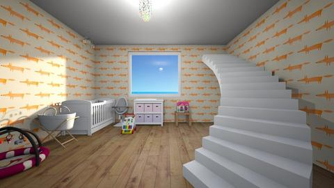 baby room - Modern - Kids room  - by florriegoy