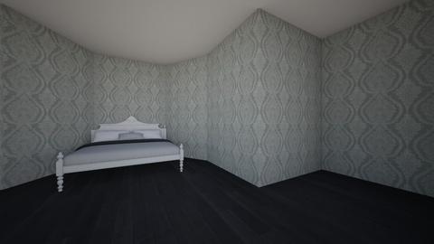studentrum - Bedroom  - by SandeliaW