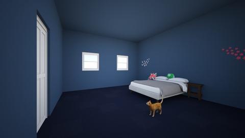 Dream Room - Bedroom - by lamamoose7
