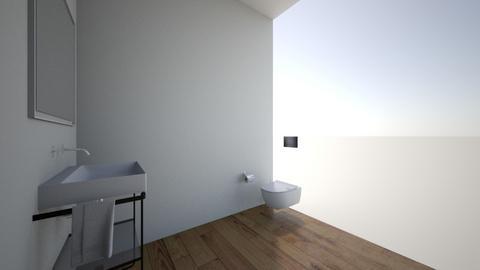 The bathroom - Bathroom  - by MonPrzOli