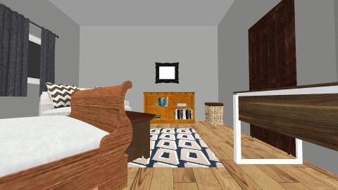 emileys room - Rustic - by Emiley7