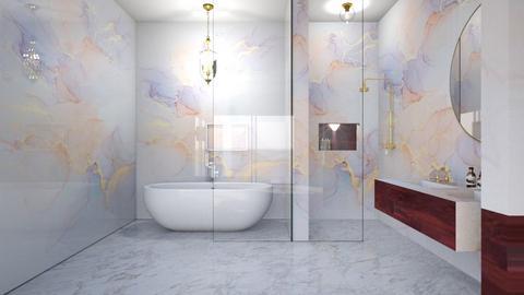Tach - Bathroom  - by yonvie