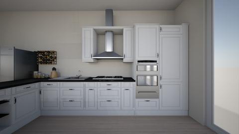 house k5 - Kitchen  - by nikolinajadanic
