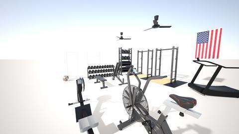 St2 Gym - by rogue_82873ad7ae102a92378ae194b4a07