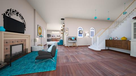 Early morn - Classic - Living room - by Silverstream