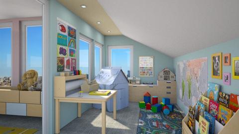 Kids Nook - Kids room - by lauren_murphy