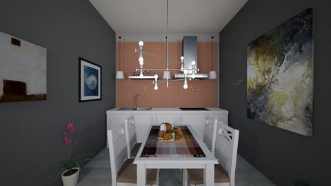 N3 - Kitchen  - by 32000