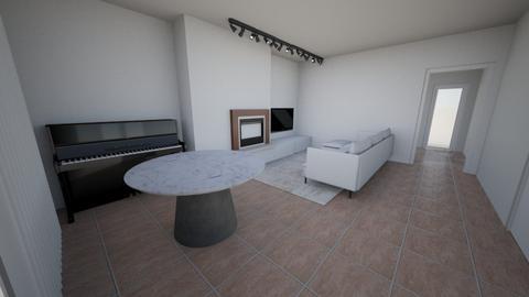 baldasseria media marmo1 - Living room  - by elisadm