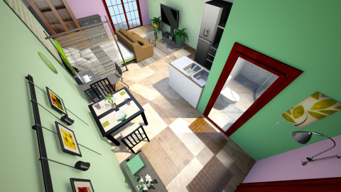 Studio Condo - by Dada Mu_50