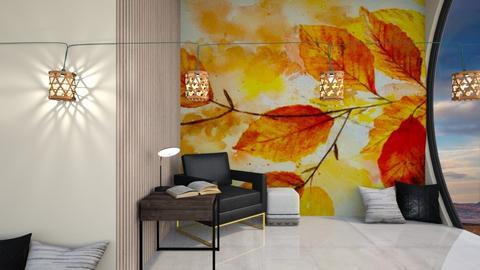 Nate - Living room  - by Meghan White