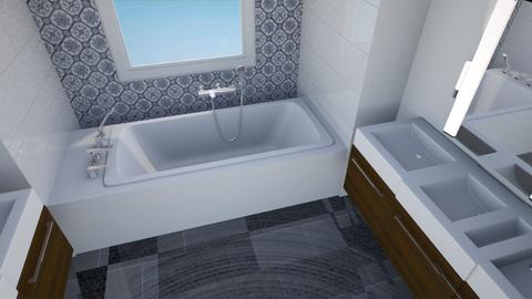 Master Bathroom - Bathroom  - by project manager