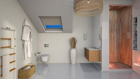 Buri  - Bathroom  - by diegobbf