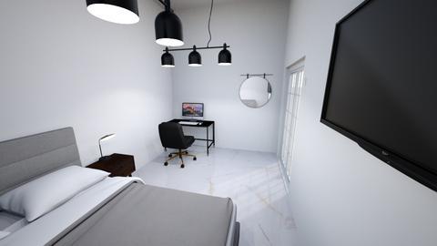mi cuarto  - Masculine - Bedroom  - by ELPOLLOYON1