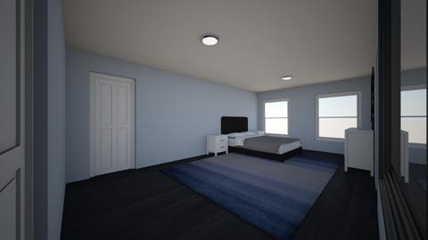 House_Design_2 Bedroom_1 - Modern - by CarlockE