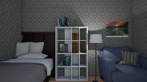 Ma chambre erik - Bedroom  - by ChambreErik