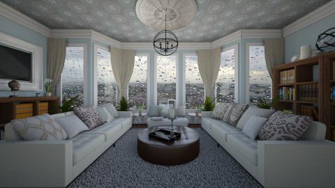 rain - Living room - by lysha