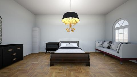 classic bedroom - Classic - Bedroom  - by jslyn