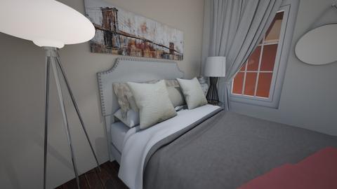 Room - Bedroom  - by KrisStoaks