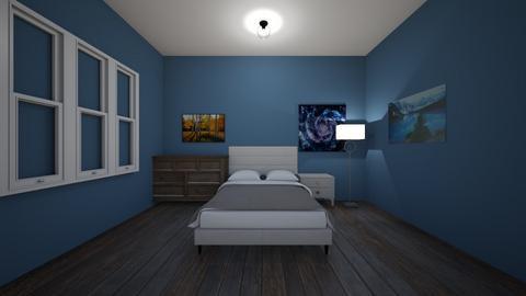 Preston - Modern - Bedroom  - by Preston_moses7