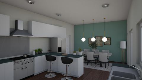 Kitchen  - Kitchen  - by Doraisthe_nameofmydoggo12345