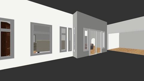 rumah 1 - Modern - Living room  - by desain rumah