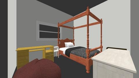 Sophias room - Kids room  - by Pravus