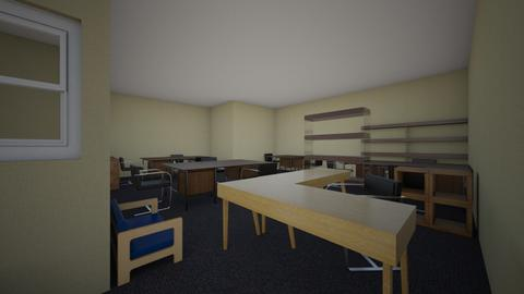 Dunder Mifflin - Retro - Office  - by fosterbro