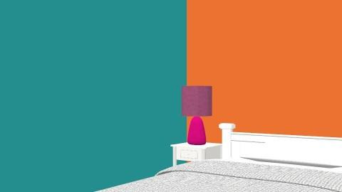 my bedroom - Bedroom - by Ross Capellan