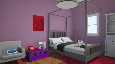 oldest daughters room - by jadyn