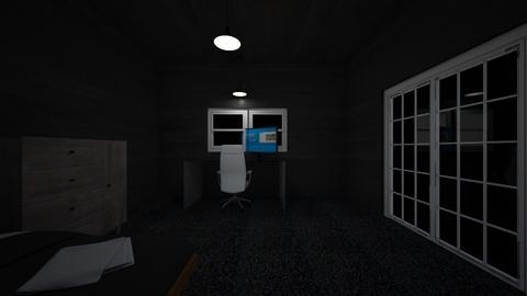 Design project - Modern - Bathroom  - by Mystic21