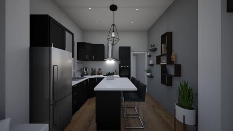 EddyHome2 - Kitchen - by Nard8A