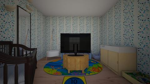 kids - Kids room  - by kyleeDobson