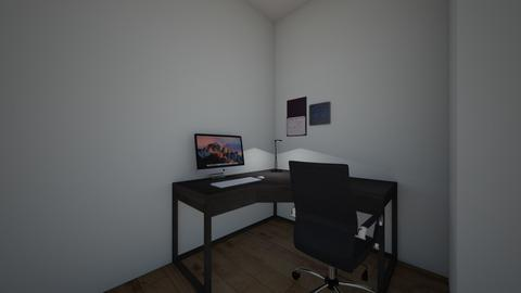 Studio - Bedroom  - by giacomo lucchi
