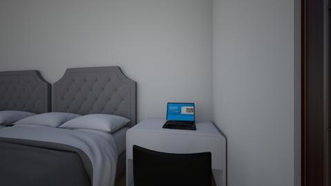MiCuarto - Modern - Bedroom  - by aldo_angeles77